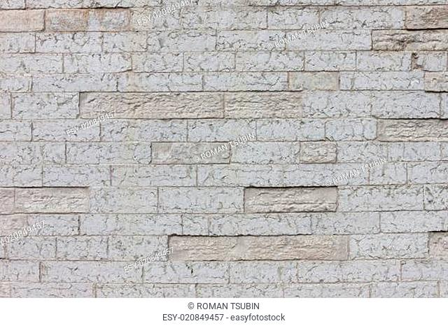gray color of design decorative cracked real stone wall surface