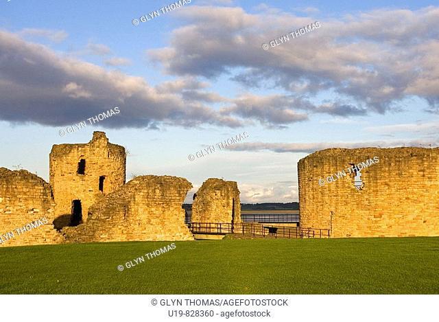 Flint Castle, Flint, North Wales