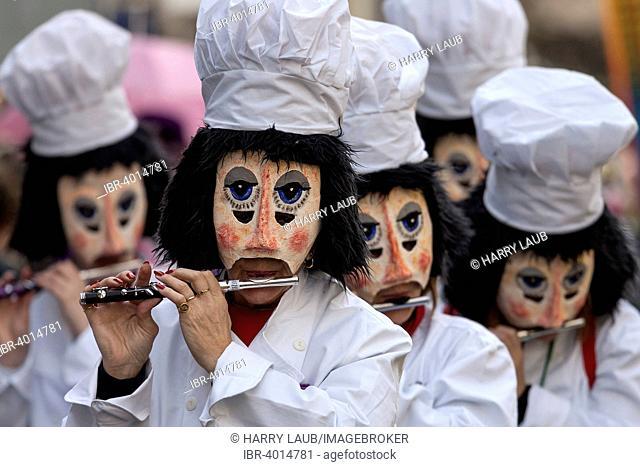 Basler Fasnacht, Carnival of Basel, Basel, Switzerland