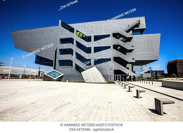 Museu del Disseny de Barcelona, Design Museum of Barcelona, Spain
