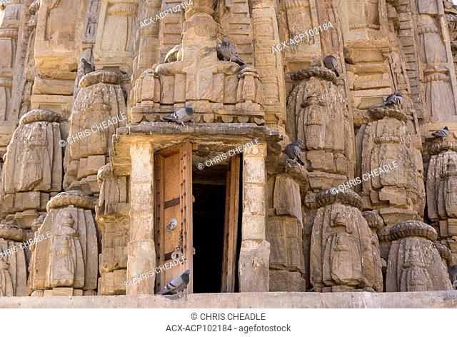 Jagat shiromani, a Hindu temple situated in Amer, Rajastan, India