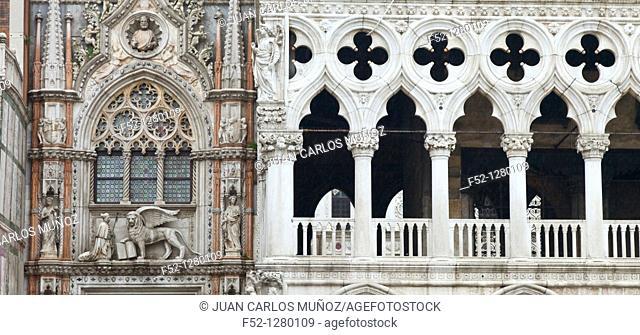 Saint Mark's Basilica, Venice, Veneto, Italy