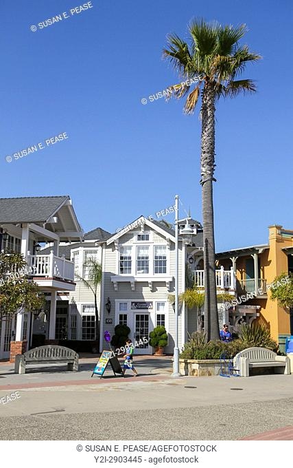 Avila Beach, San Luis Obispo County, California, United States, North America