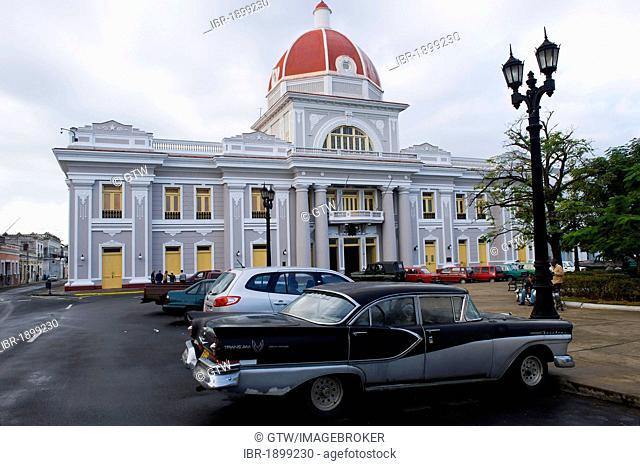 City Hall, Cienfuegos, Unesco World Heritage Site, Cuba