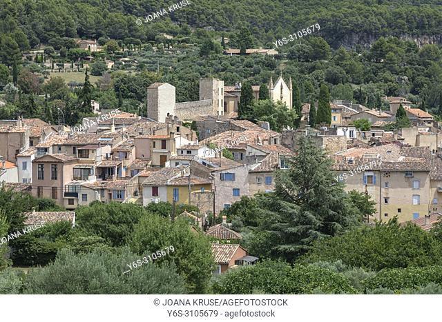 Aups, Var, Provence, France
