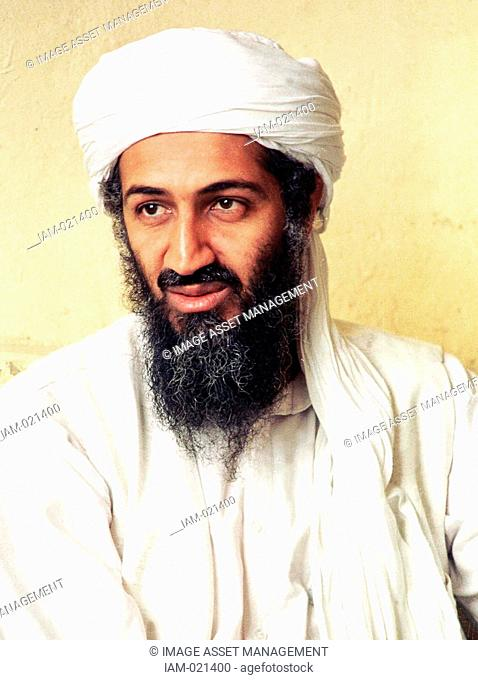 Osama bin Laden born March 10, 1957. member of the prominent Saudi bin Laden family and the founder of the Islamic extremist organization al-Qaeda