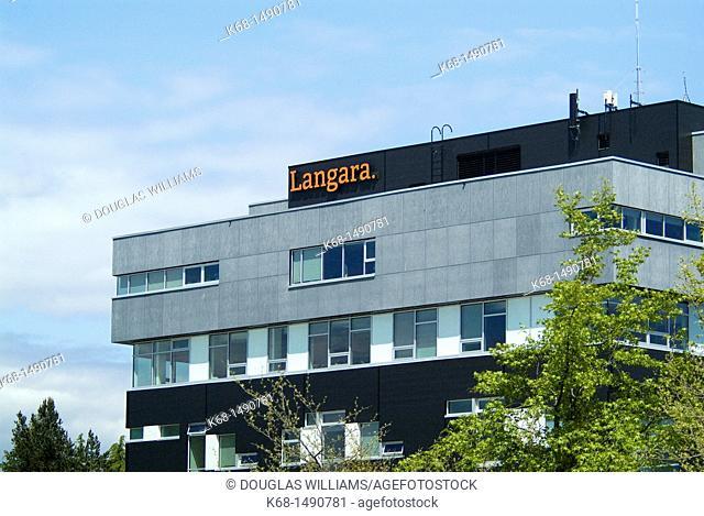 Langara College, Vancouver, BC, Canada