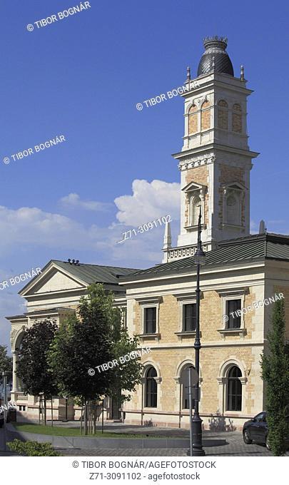 Hungary, Budapest, Ybl Budai Kreatív Ház, cultural centre,