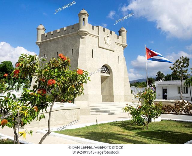 Cemetary Santa Ifeginia, Santiago de Cuba
