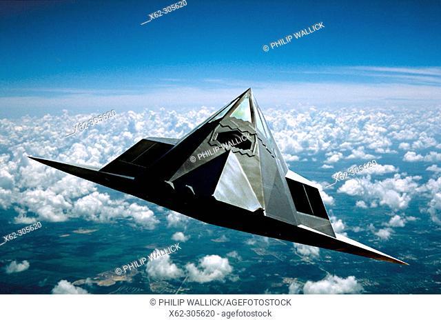 F-117 Nighthawk (USAF)