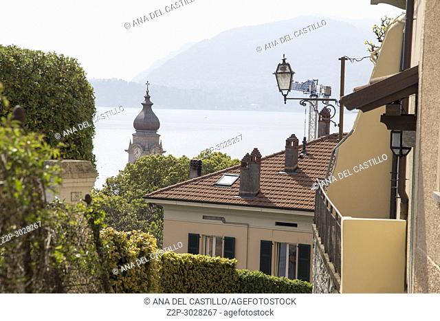Menaggio in Lago di Como lake in Lombardy, Italy