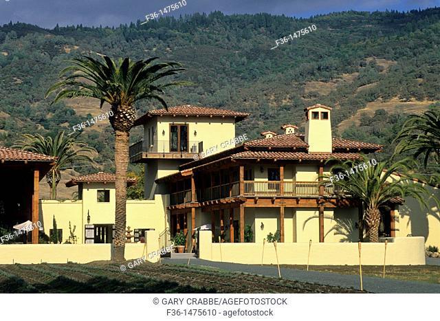 Ceago del Lago, Clear Lake, near Nice, Lake County, California