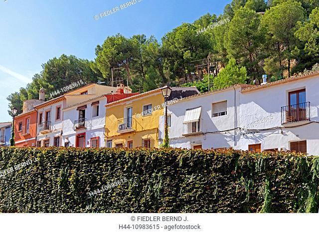 houses in Denia, Alicante