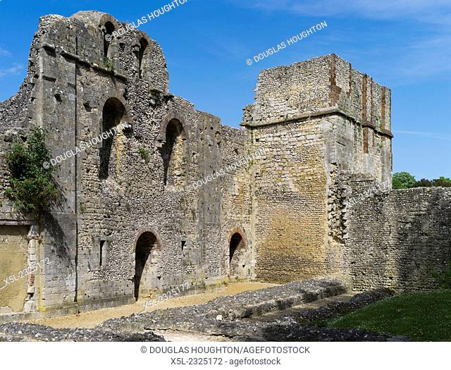Wolvesey Castle WINCHESTER HAMPSHIRE Medieval bishops palace