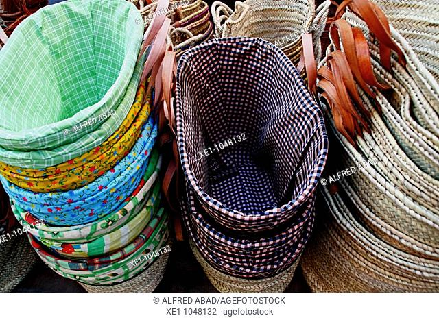 Wicker basket for purchase