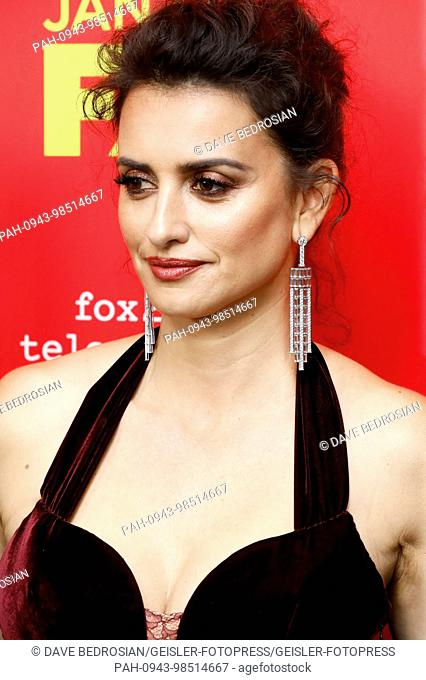 Penelope Cruz attends 'The Assassination Of Gianni Versace: American Crime Story' premiere at ArcLight Hollywood on January 8, 2018 in Hollywood, California