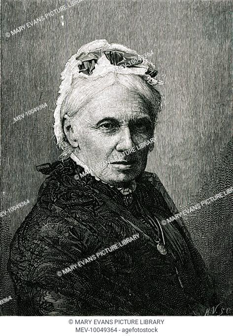 ANNE JEMIMA CLOUGH English educator; first principal of Newnham. Sister of Arthur Hugh Clough