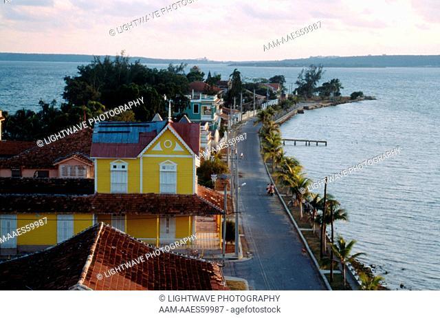 Perche Fishing Village, Cienfuegos Bay, Cuba