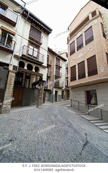 Morella mediaeval village  Castellón  Spain