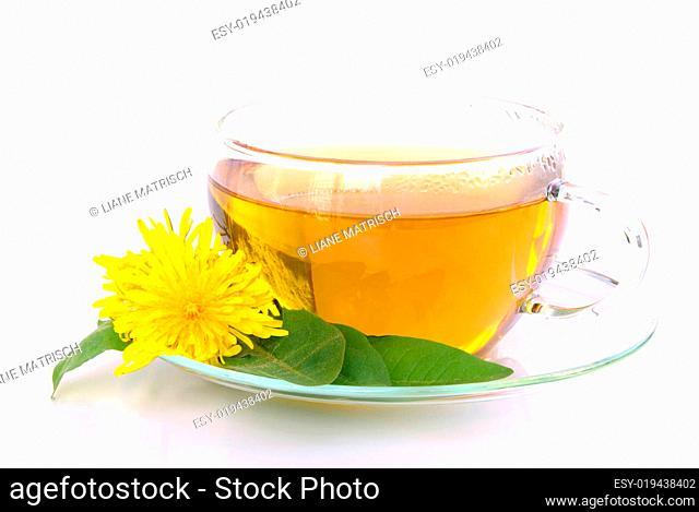 Tee Löwenzahn - tea dandelion 01