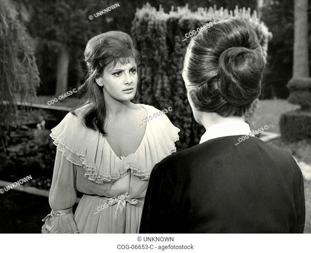 The Italian actress Rossana Podestà