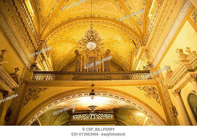 Basilica Organ Mexico