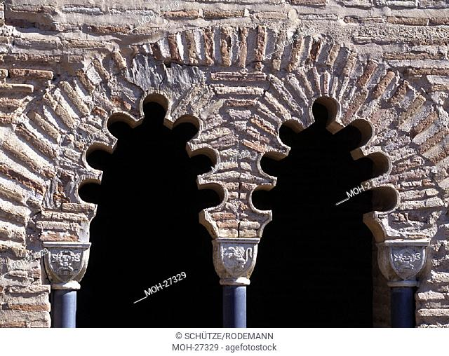 Toledo, Palacio Galiana/Detail, 11.Jh