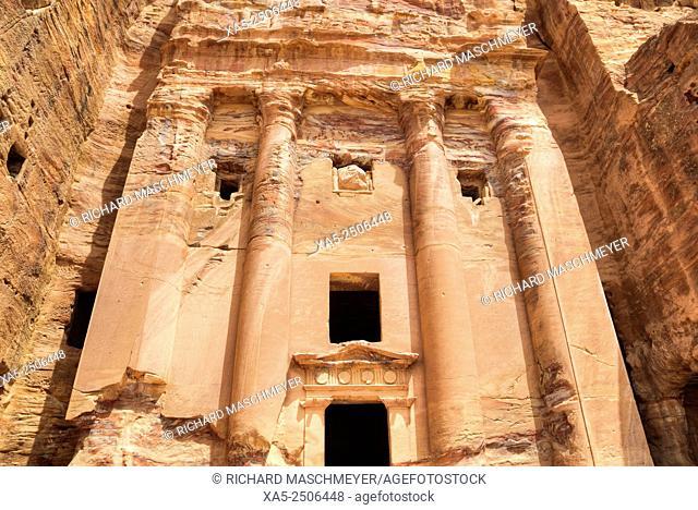 Urn Tomb, Royal Tombs, Petra, Jordan