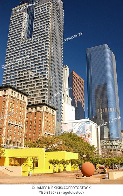 Pershing Square, Los Angeles