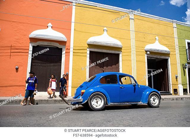 Valladolid. Yucatan. Mexico