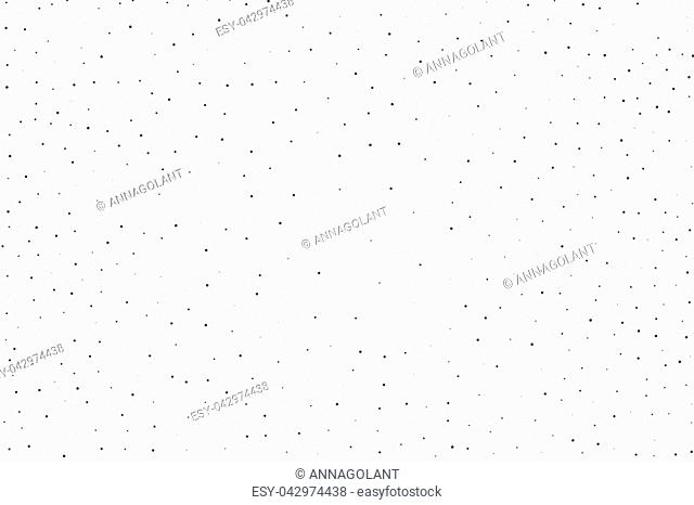 Splatter background. Small black glitter blow explosion and splats on white. Grunge texture. Abstract grainy isolated grungy effect. Grain overlay