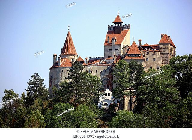 Bran Castle, Bran, Bra?ov County, Transylvania, Romania