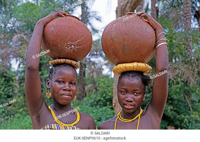 Senegalese young girls