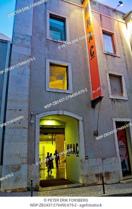 Museu do Chiado, MNAC, National museum of contemporary art, Chiado, Lisbon, Portugal