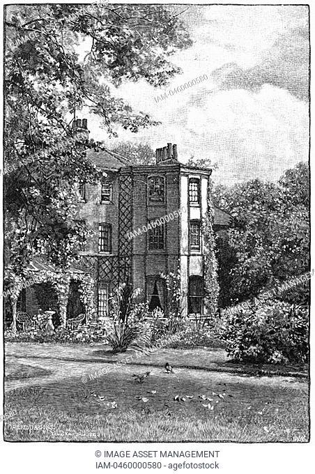 Risultati immagini per FOTO CHARLES DARWIN E DOWN HOUSE ?