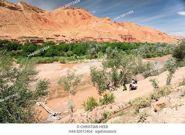Morocco, Moroccan, Tourbist Valley, North Africa, Africa, African