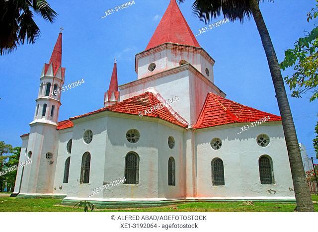 hermitage of Nuestra Señora de las Mercedes del Cabrero, Cartagena de Indias, Colombia