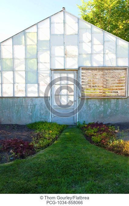 Greenhouse in Public Park