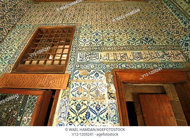 Sabil & Kuttab abd al-Rahman Katkhuda,Cairo, Egypt