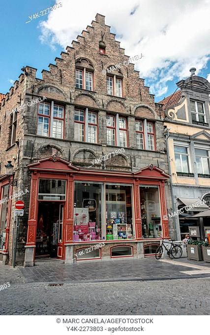 Bruges is the capital and largest city of the province of West Flanders in the Flemish Region of Belgium. It is located in the northwest of the country