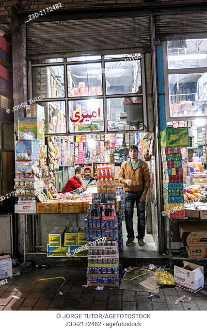 Bazaar, Tehran, Iran