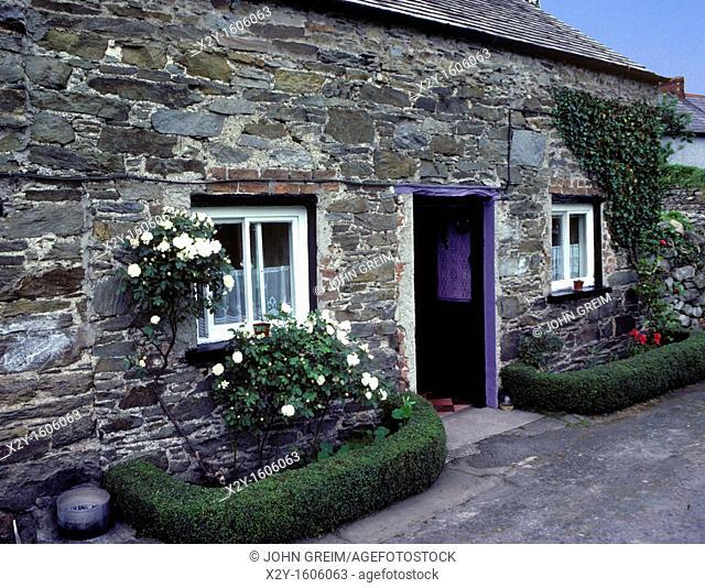 Stone cottage, Ramelton, Conty Donegal, Ireland