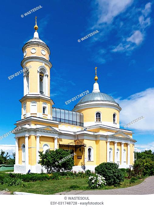 Church of the Exaltation of the Holy Cross in Kolomna Kremlin, Russia