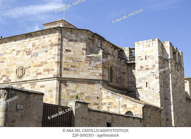 Seminario San Atilano seminary church Zamora Castile Leon Spain