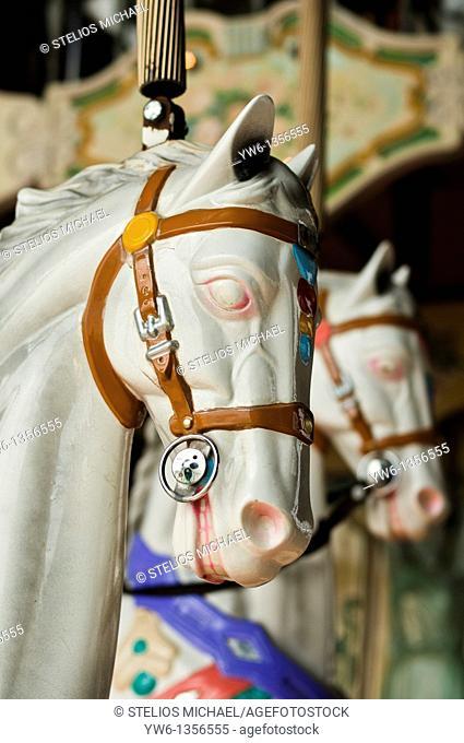 Blackpool Carousel Horse