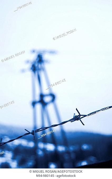 Concentration camp, Mostar, Bosnia and Herzegovina