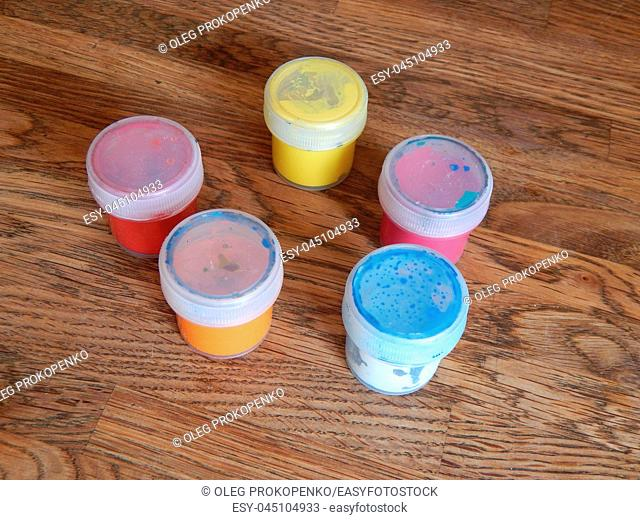 Color paint for children