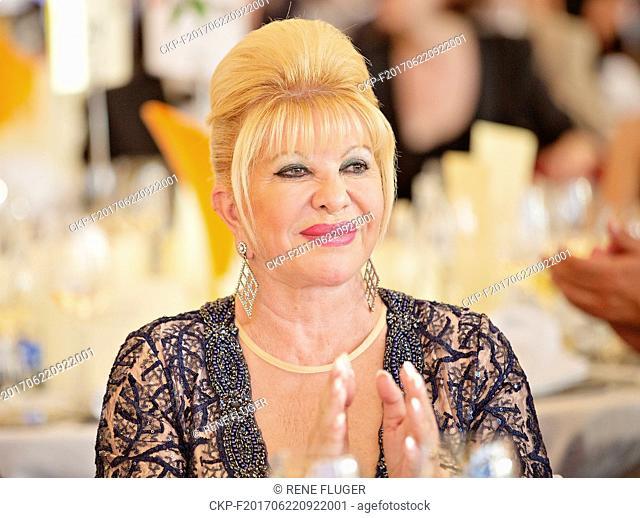 Ivana Trump (photo), a former wife of the incumbent U.S. president, internationally popular Czech pop star Karel Gott, physiotherapist Pavel Kolar and sports...