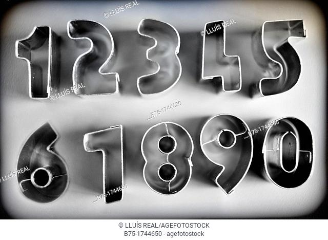 group of consecutive numbers