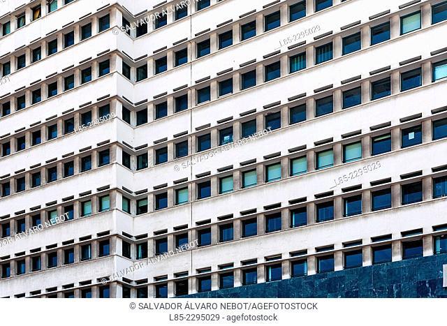 Office building, Casablanca, Morocco